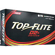 Top Flite 2016 D2+ Distance Golf Balls – 15 Pack