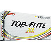 Top Flite XL Distance Yellow Golf Balls – 18 Pack