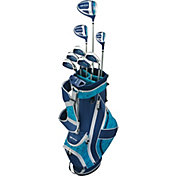 Top Flite Women's 2017 XL 12-Piece Complete Set – (Graphite) –  Teal