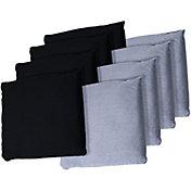 Trademark Games Black and Grey Bean Bags