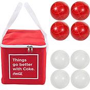 Trademark Games Coca-Cola Bocce Ball Set