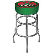 Trademark Games Milwaukee Bucks Padded Bar Stool
