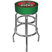 Trademark Games Milwaukee Bucks Padded Bar Stool