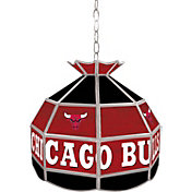 Trademark Games Chicago Bulls 16'' Tiffany Lamp