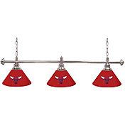 Trademark Games Chicago Bulls 60'' 3-Shade Billiard Lamp