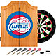 Trademark Games Los Angeles Clippers Dart Cabinet