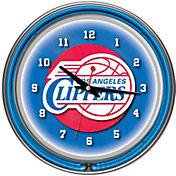 Trademark Games Los Angeles Clippers 14'' Neon Clock