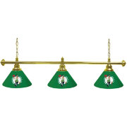 Trademark Games Boston Celtics 60'' 3-Shade Billiard Lamp
