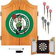 Trademark Games Boston Celtics Dart Cabinet