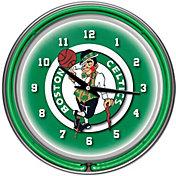 Trademark Games Boston Celtics 14'' Neon Clock