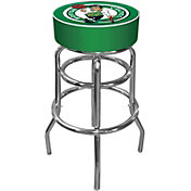 Trademark Games Boston Celtics Padded Bar Stool