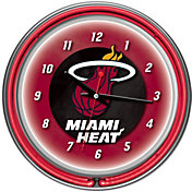 Trademark Games Miami Heat 14'' Neon Clock