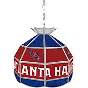 Trademark Games Atlanta Hawks 16'' Tiffany Lamp