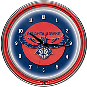 Trademark Games Atlanta Hawks 14'' Neon Clock