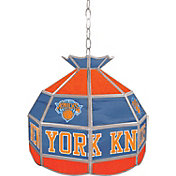 Trademark Games New York Knicks 16'' Tiffany Lamp