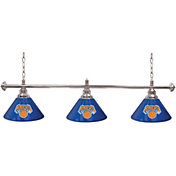 Trademark Games New York Knicks 60'' 3-Shade Billiard Lamp