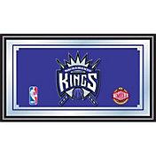 Trademark Games Sacramento Kings Framed Mirror