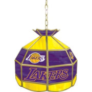 Trademark Games Los Angeles Lakers 16'' Tiffany Lamp