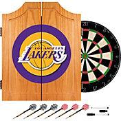 Trademark Games Los Angeles Lakers Dart Cabinet