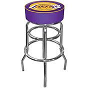 Trademark Games Los Angeles Lakers Padded Bar Stool