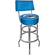 Trademark Games Orlando Magic Padded Swivel Bar Stool with Back
