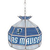 Trademark Games Dallas Mavericks 16'' Tiffany Lamp