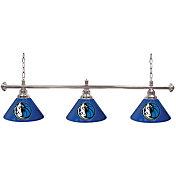 Trademark Games Dallas Mavericks 60'' 3-Shade Billiard Lamp