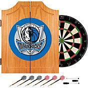 Trademark Games Dallas Mavericks Dart Cabinet
