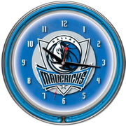 Trademark Games Dallas Mavericks 14'' Neon Clock