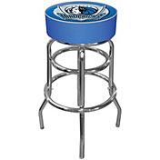 Trademark Games Dallas Mavericks Padded Bar Stool