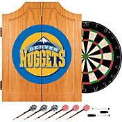 Trademark Games Denver Nuggets Dart Cabinet