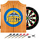 Trademark Games Denver Nuggets Dart Cabinet
