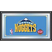 Trademark Games Denver Nuggets Framed Mirror