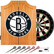 Trademark Games Brooklyn Nets Dart Cabinet
