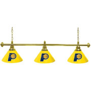 Trademark Games Indiana Pacers 60'' 3-Shade Billiard Lamp