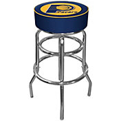 Trademark Games Indiana Pacers Padded Bar Stool