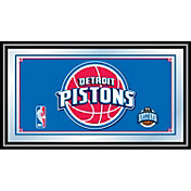 Trademark Games Detroit Pistons Framed Mirror