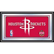 Trademark Games Houston Rockets Framed Mirror
