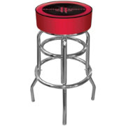 Trademark Games Houston Rockets Padded Bar Stool