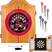 Trademark Games Toronto Raptors Dart Cabinet