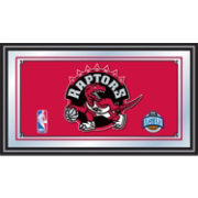 Trademark Games Toronto Raptors Framed Mirror