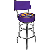Trademark Games Phoenix Suns Padded Swivel Bar Stool with Back