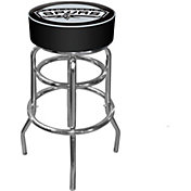 Trademark Games San Antonio Spurs Padded Bar Stool