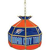 Trademark Games Oklahoma City Thunder 16'' Tiffany Lamp