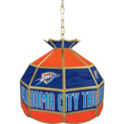 Trademark Games Oklahoma City Thunder 16'' Tiffany Lamp
