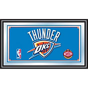 Trademark Games Oklahoma City Thunder Framed Mirror