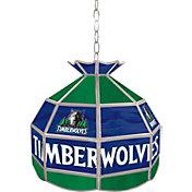 Trademark Games Minnesota Timberwolves 16'' Tiffany Lamp