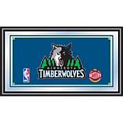 Trademark Games Minnesota Timberwolves Framed Mirror