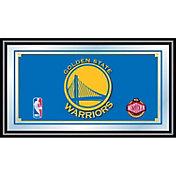 Trademark Games Golden State Warriors Framed Mirror