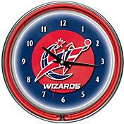 Trademark Games Washington Wizards 14'' Neon Clock